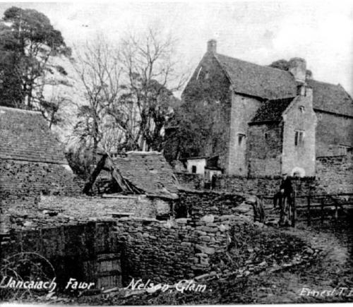 Edwardian Image of Llancaiach Fawr Manor